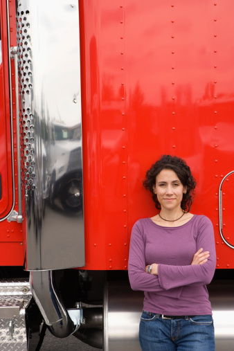 Spotlight on Women in the Trucking Industry