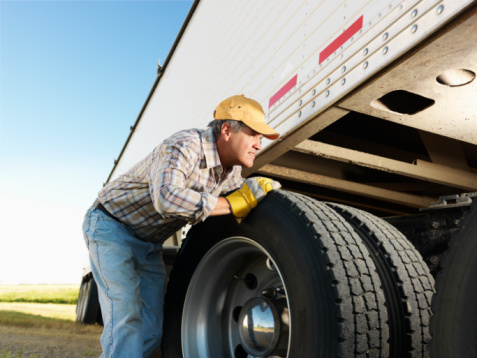 What Does It Take to Get Hired As a Professional Trucker?