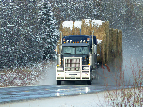 Winter Trucking: What You Need to Prepare For