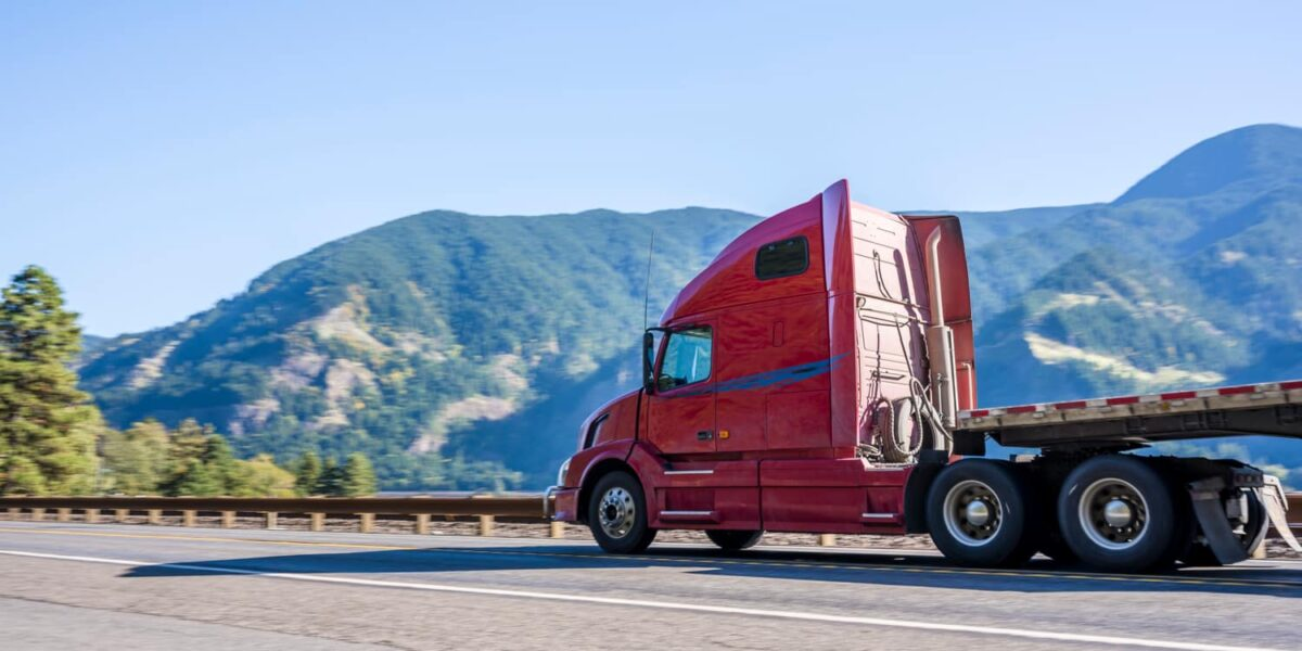A Brief Overview of Trucking History